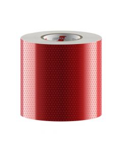 Oralite VC612 150mm Chevron Strip Red