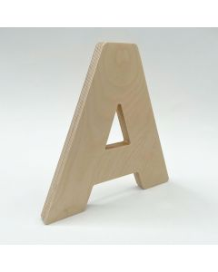 18mm Birch Ply Sign Letters - Price Per Letter
