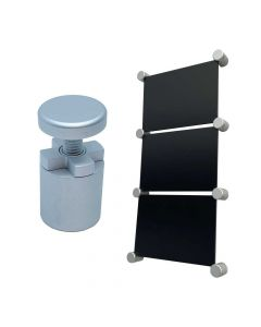 4 Way Sign Stand off - Wall Mount