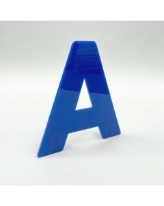 5mm Acrylic Sign Letters - Price Per Letter