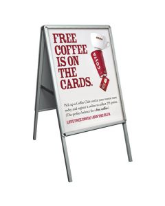 Free standing A1 Snap Frame A-Board