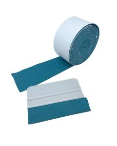 Blue Suede Squeegee Roll - 5M