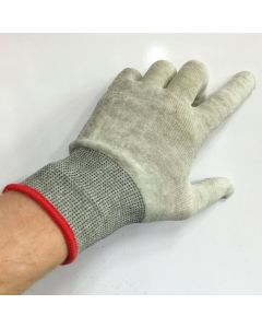 Seamless Vinyl Wrapping Glove (Pair)