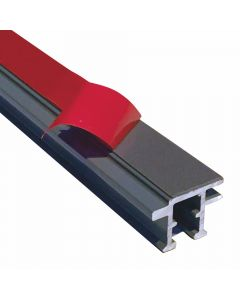Medium Interlocking Sign Channel with Bonding Tape