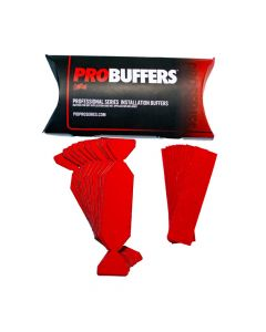 Paint is Dead - PRO BUFFERS 20 Pack