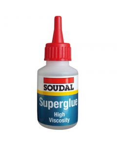 Soudal Industrial SuperGlue HV - 50gm