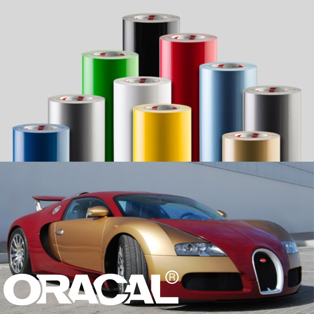 Oracal 970 Ra Premium Vehicle Wrap Vinyl Air Release