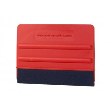 Avery Red Wrapping Squeegee