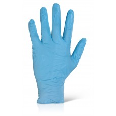 Blue Nitrile Gloves | Sign Trade Supplies