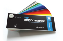 Image Perfect 5700 Sign Vinyl Colour Swatch